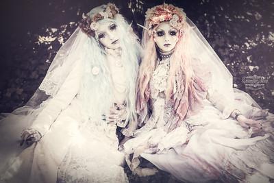 Models: Valentin Van Porcelaine & Neccitra Necultra