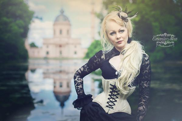 Model: Rebella Fiendish