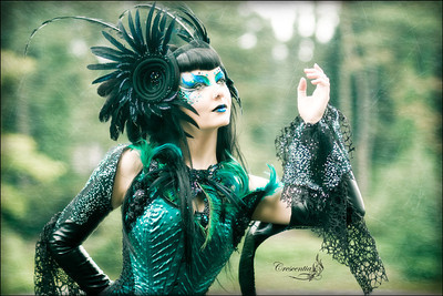Model: Rachael Forbes Fashion: http://www.theimaginariumapparel.com/ Make Up: Rachael Forbes