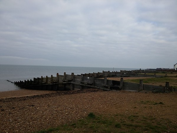 Whitstable, New Year's Eve