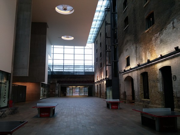 Central St Martins space