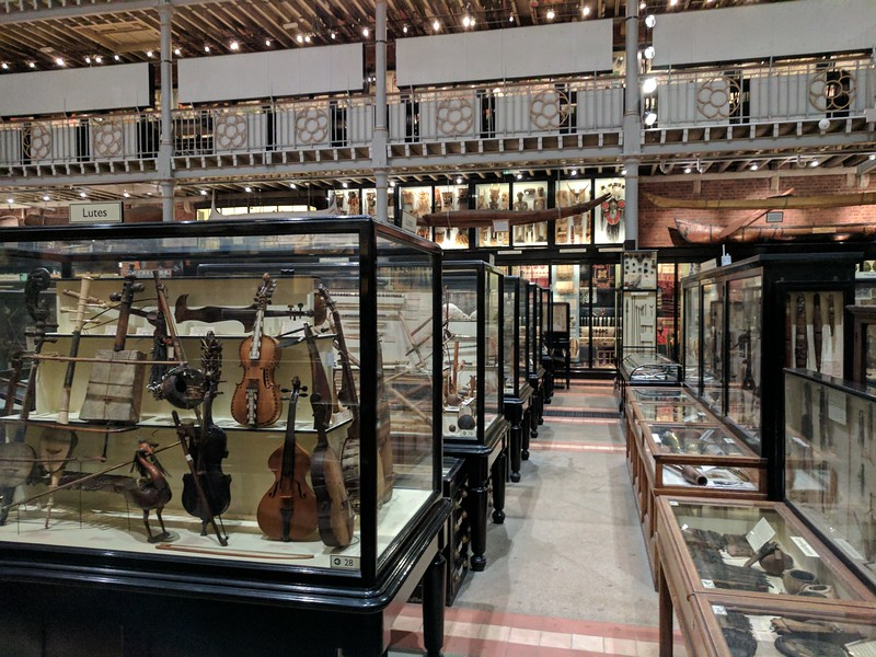 Pitt Rivers, Oxford