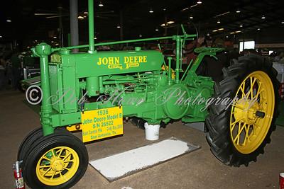 1936 John Deere Model-B Tractor