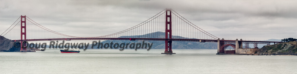 Sailing Under the Golden Gate Bridge