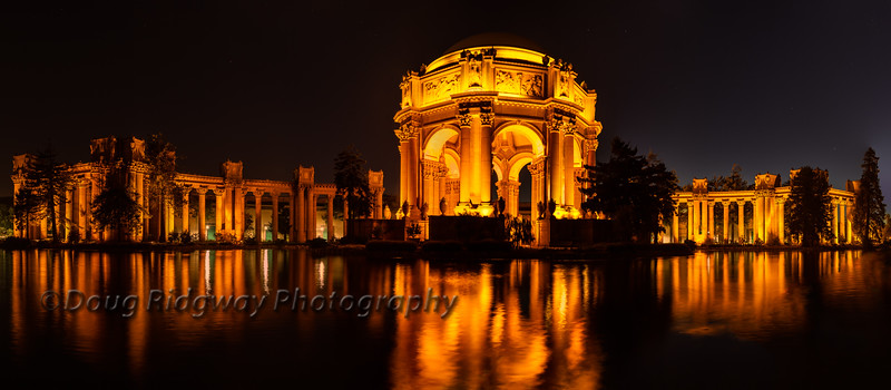 Palace of Fine Arts San Francisco, CA