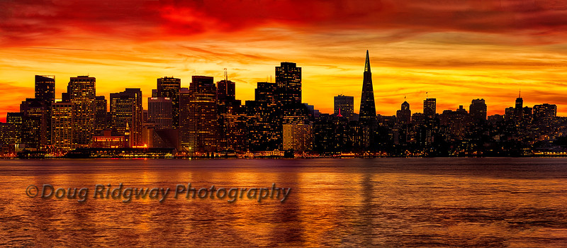 San Francisco Twilight