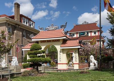 Chùa Giác Hoàng (Buddhist Congregational Church of America), 5401 16th