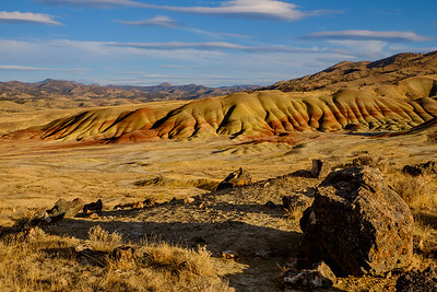 The Painted Hills, Oregon