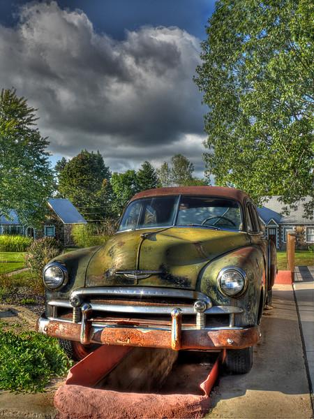 51 Chevy, Cuba, MO