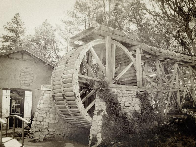Old Dowlin Mill, Ruidoso