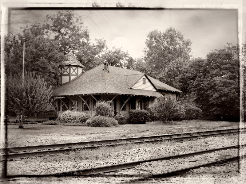 Train Station-780c Andersonville, GA