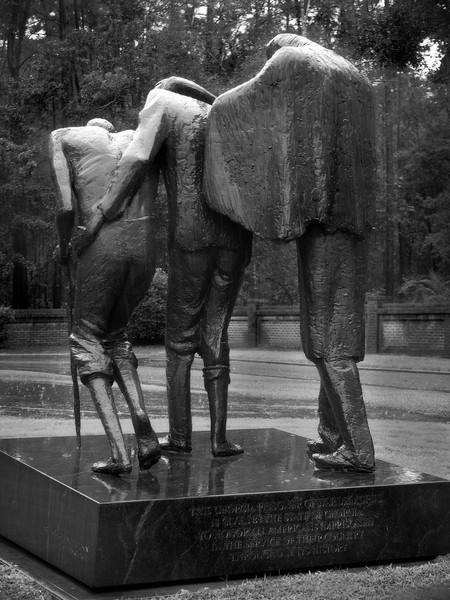Fallen Soldier Memorial-808e Andersonville, GA