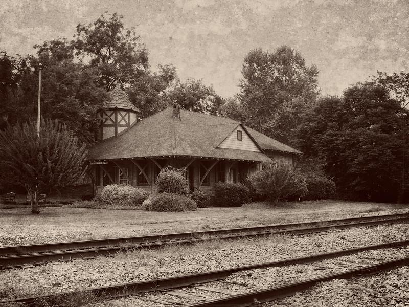 Andersonville Station, GA-780b