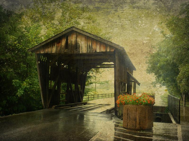 Covered Bridge, Andersonville-899g