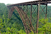 New River Bridge-483 West Virginia