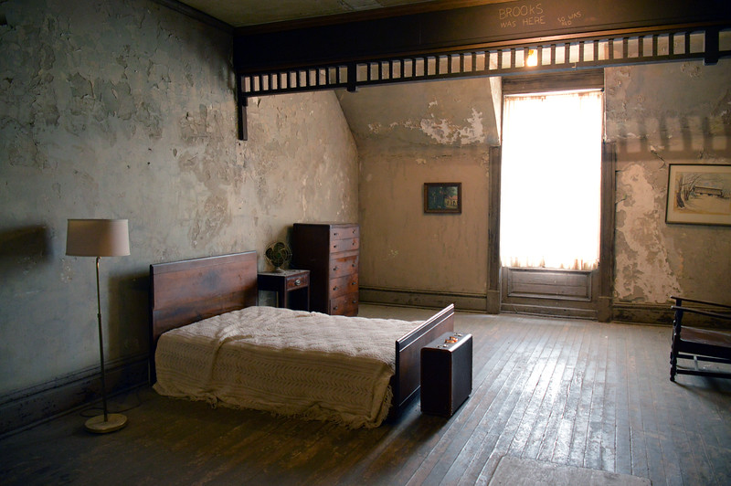 Mansfield, Warden's Room