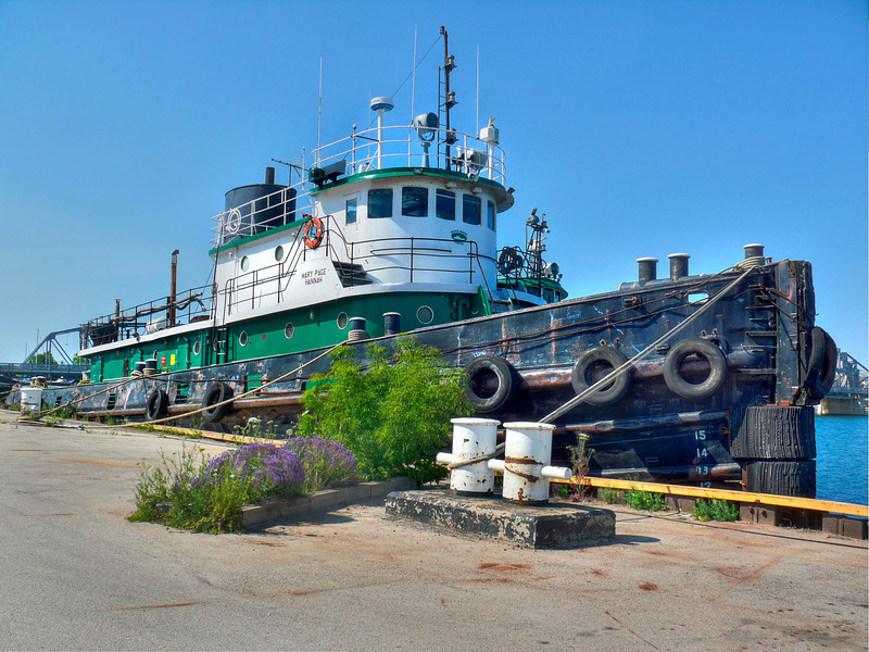 The Mary Page, tugboat-057