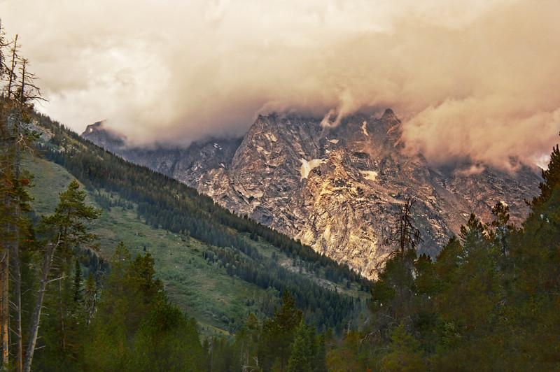 Teton Range, WY-1403