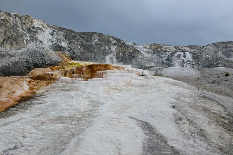 Mammoth Hot Springs, Yellowstone, WY-1273