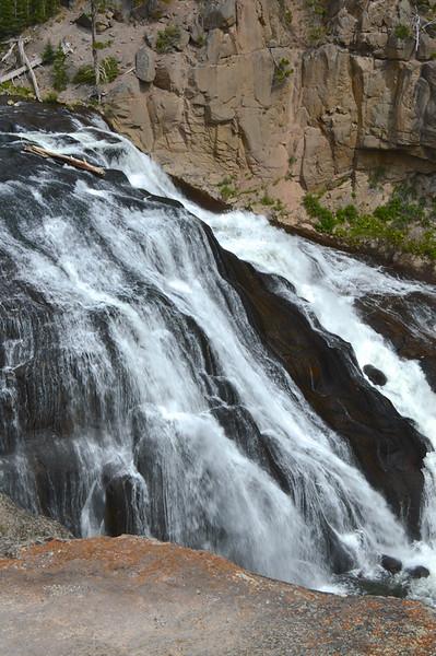 Gibbon Falls, Yellowstone, WY-1227