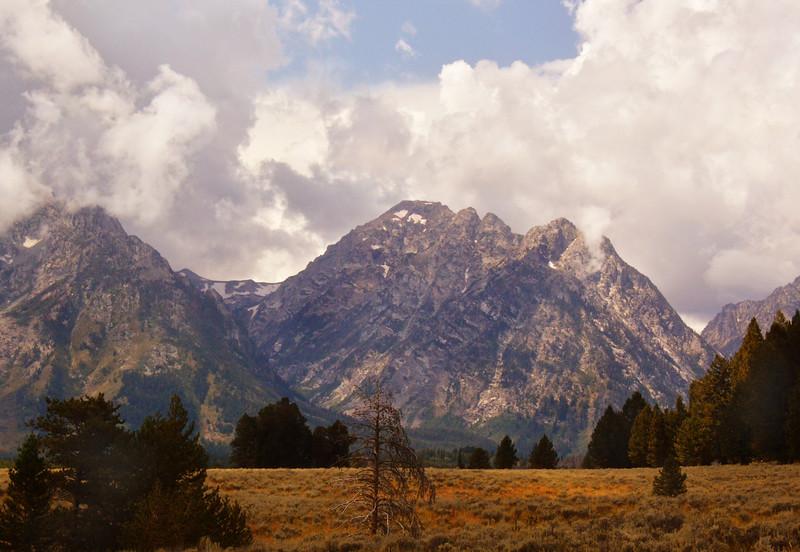 Teton Range, WY-1357