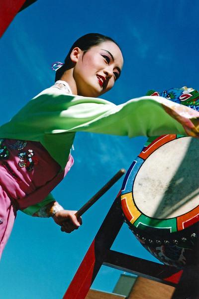 Korean Drummer