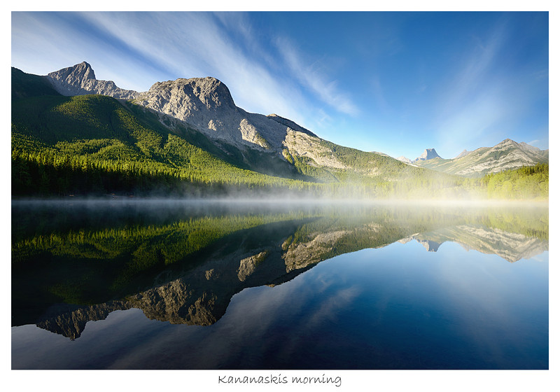Kananaskis Morning