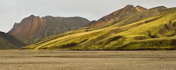 Landmannalaugur Landscape