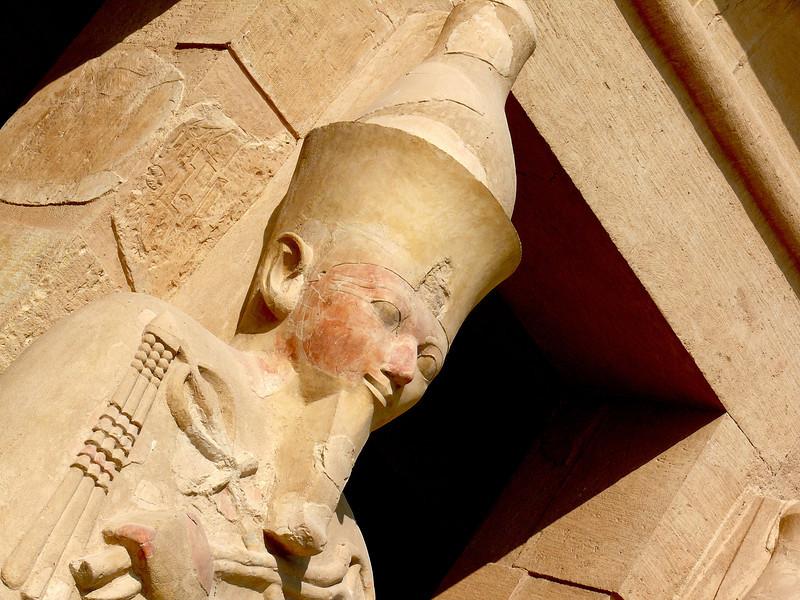 Hatshepsut Temple Statuary