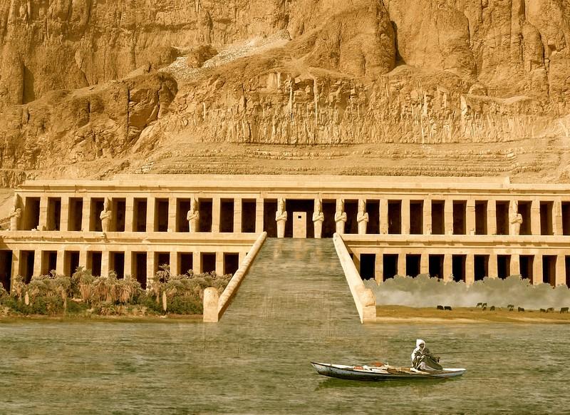 Merge XI: Hatshepsut River