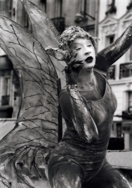 Street Fairy, Paris