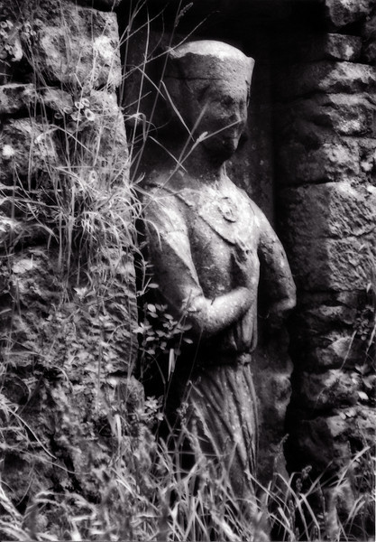 Coffin Lid: Wife of Sir John Hackett, Cashel