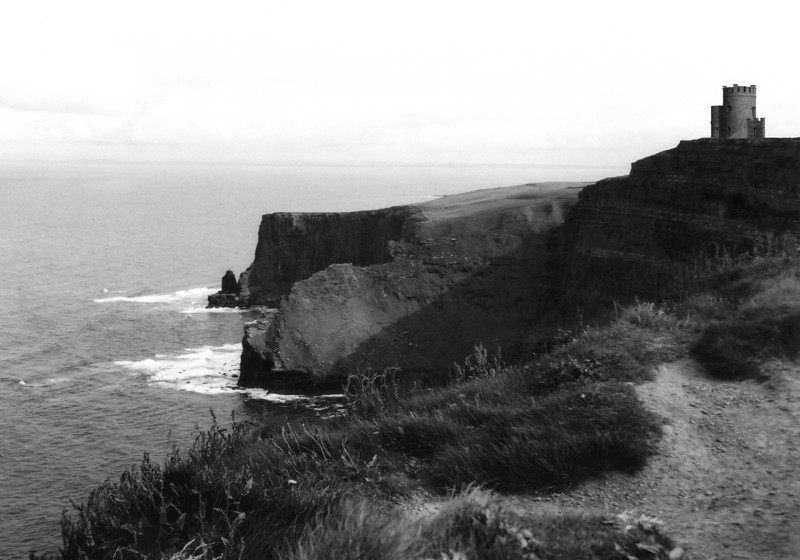 Cliffs of Moher 2, County Clare
