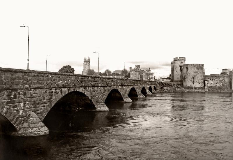 Shannon River, Limerick