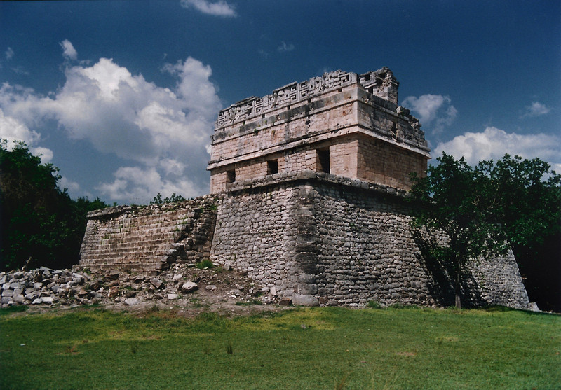 The Red House, Old Chichen Itza