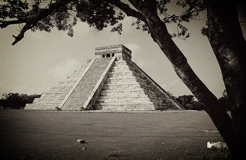 Temple of Kukulcan, Chichen Itza