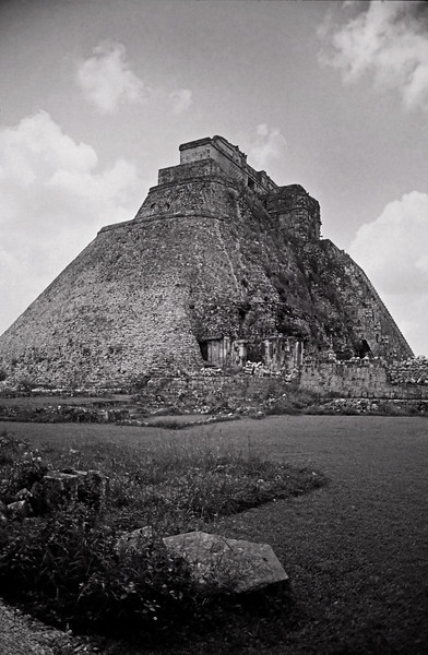 Pyramid of the Magician 2, Uxmal