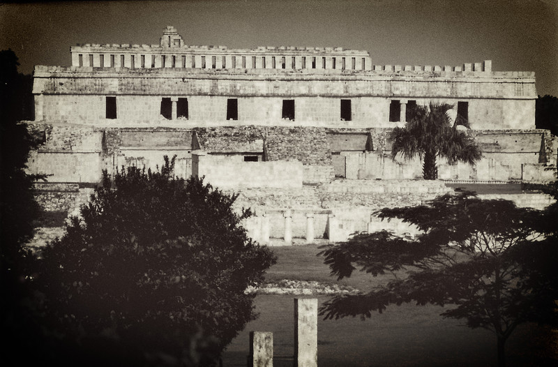 El Palacio, Kabah