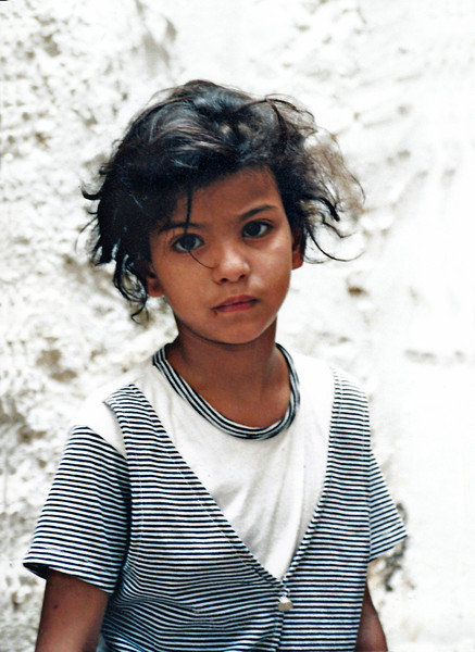 Young Girl of the Medina