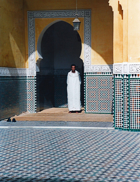 Mouley Ismail Mausoleum, Meknes