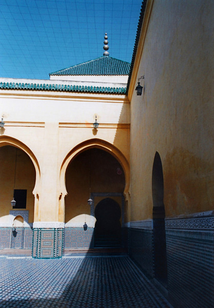 Moulay Ismail Mausoleum, Meknes