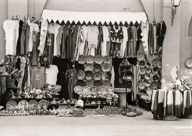 Marrekech Market