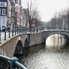 Amsterdam Canal-3D