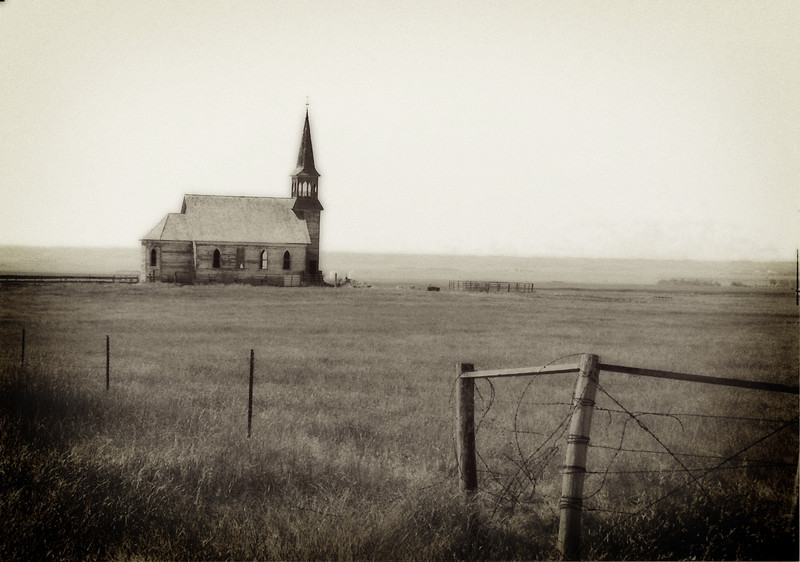 Near Moose Jaw, Saskatchewan