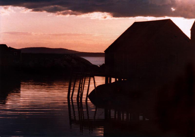 Peggy's Cove-2, Nova Scotia