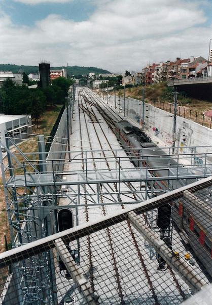 Railway, Lisbon