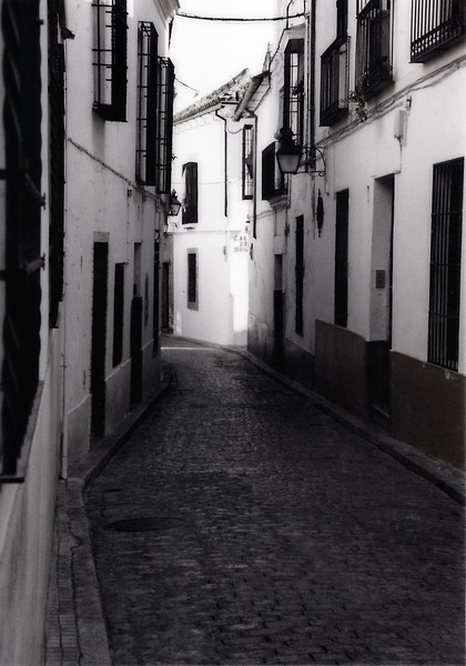Old Jewish Quarter, Santa Cruz