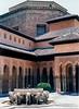 Alhambra Courtyard, Granada