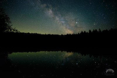 Stars over the Lake