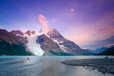 Mighty Mount Robson